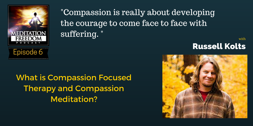 MF 006 Russell Kolts – Compassion Focused Therapy Interview