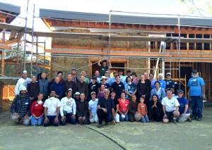 Straw Bale Community Building