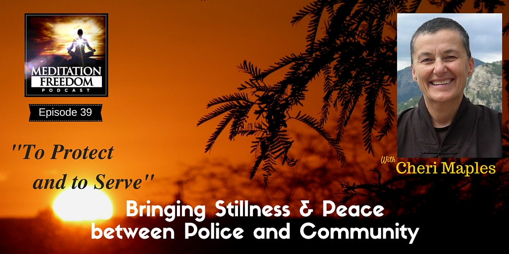 MF 39 – How to Bring Peace between Police and Community