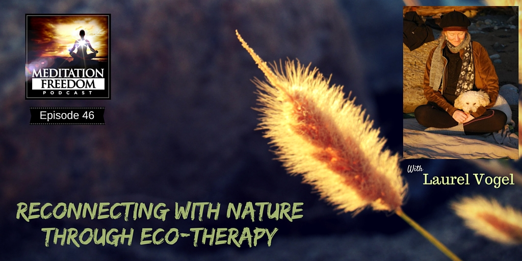 MF 46 – Reconnecting with Nature through Eco-Therapy with Laurel Vogel